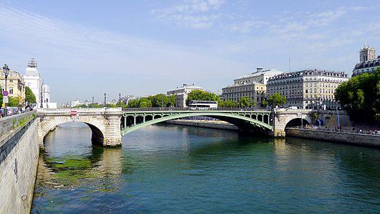 Hotel Foyer Le Pont Paris : Les ponts de paris francoisegomarin